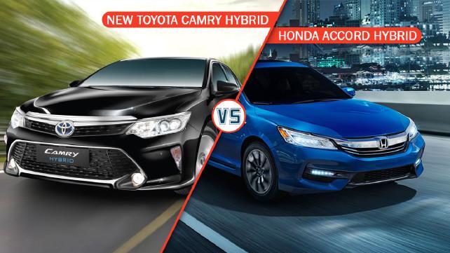 spec comparison new toyota camry hybrid vs honda accord hybrid afcauto. Black Bedroom Furniture Sets. Home Design Ideas