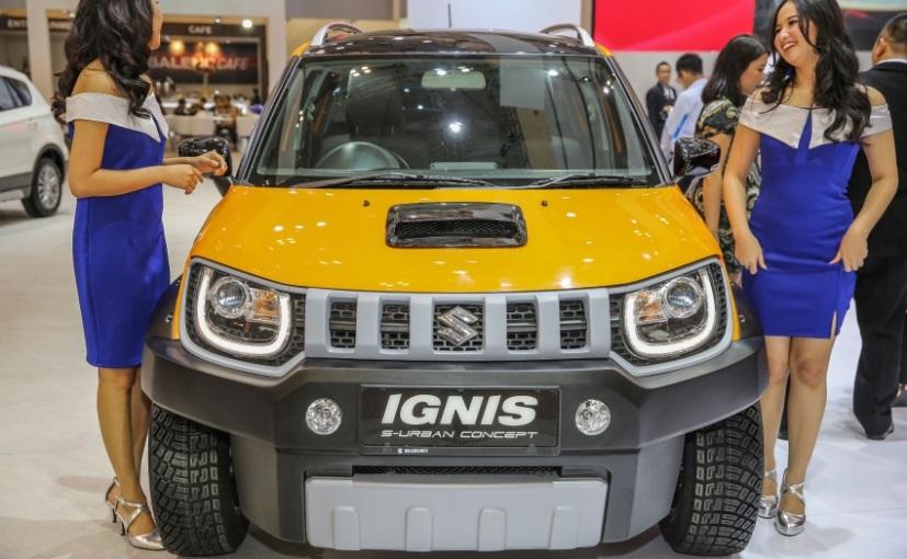 Suzuki Ignis G Urban S Urban And Motocrosser Style