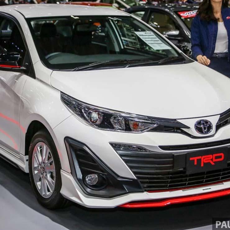 2018 Toyota Yaris TRD Revealed