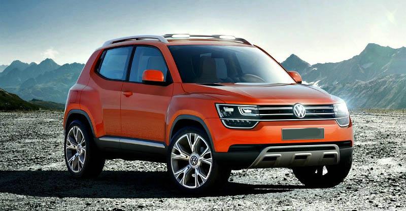 Volkswagen Polo Based Compact Suv To Rival Vitara Brezza And Nexon